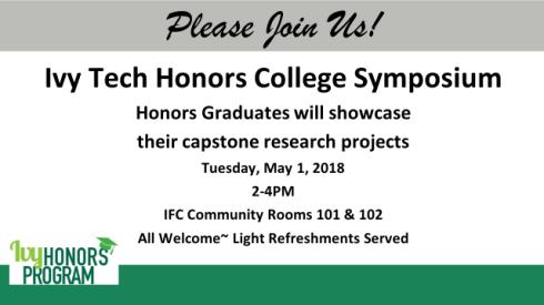 ITHonors Grad Symposium